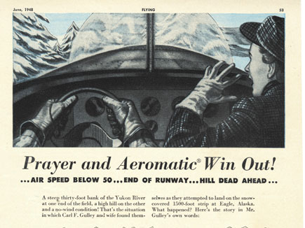 1948 Aeromatic Win Out AD