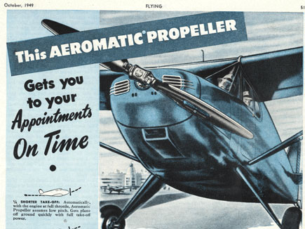 1949 Aeromatic Appointments On Time