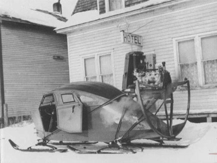 Fudge Snow Plane 1931