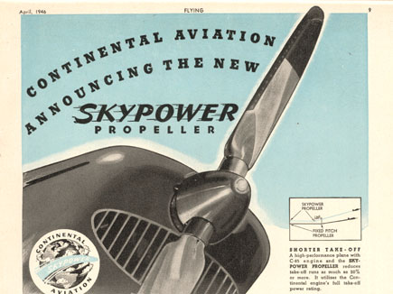 Continental Skypower AD